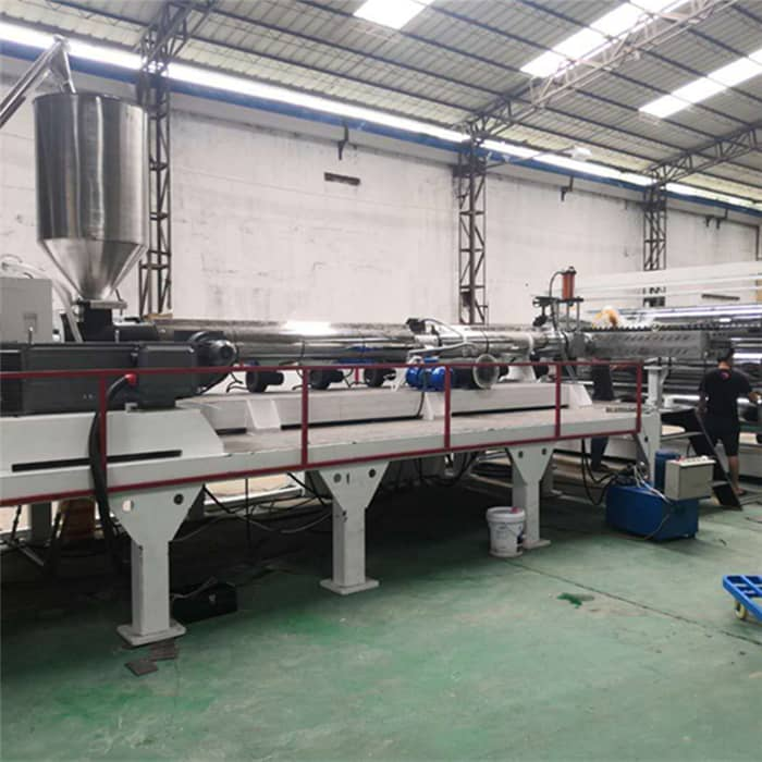 养殖业PP鱼箱板制造机器