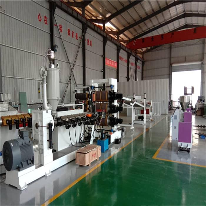 省人工PP板材生产设备