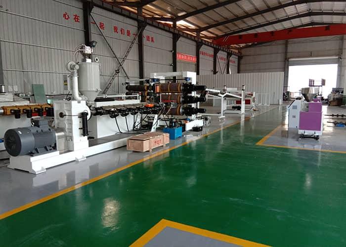 塑料板材生产设备