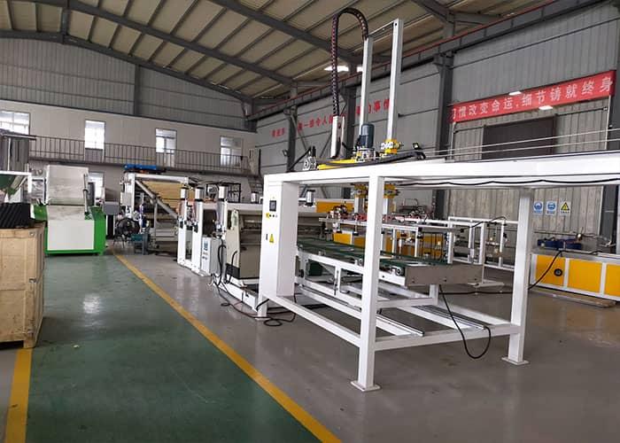 PE板材生产设备